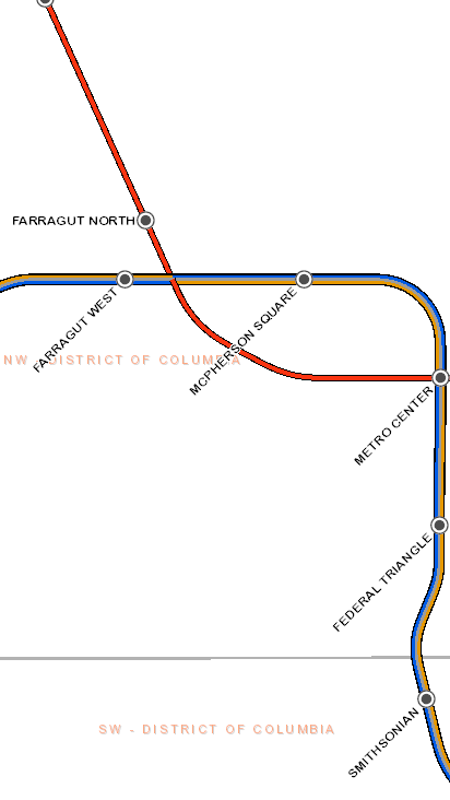 Dc Subway Map Square.Live Train Map
